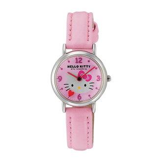 居民西鐵城Q&Q球桿球桿HelloKitty Hello Kitty女士手錶粉紅×粉紅HK07-130