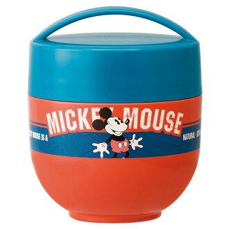 碗溫暖午餐 jar 午餐盒便當玩具字元米老鼠午餐碗碗入口新生活小學初中高中學生成人贈品禮品