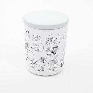 【スープジャー リサラーソン】真空デリカポット【リサラーソン スケッチ/LJFV3】料理 クッキング 保温 保冷 プレゼント かわいい おしゃれ 猫 保温ジャー 保温弁当箱 リサ・ラーソン FLS