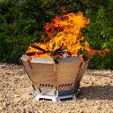 バッドボーンファイヤー マウントスミ 二次燃焼 焚火台 Mt.SUMI バッドボーンファイヤー BS2106BBF 2次燃焼ストーブ 八角形 焚き火台 焚き火 お洒落 かっこいい