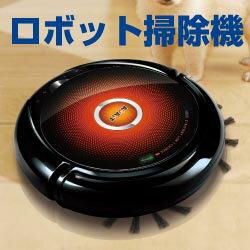 ASUSの頭脳を持った、全自動ロボット掃除機!ロボット掃除機 E-CLEAN EC MINI【RCECMINI】【レ...