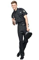 【ハロウィン コスプレ ポリス】NYW_M0101 ポリスマン ハロウィンコスチューム【レビューを書いて送料無料】警察 警官 ハロウィン 仮装 衣装 ハロウィーン メンズ コスプレ ハロウィン 男性用 男 結婚式 二次会 余興 忘年会 新年会