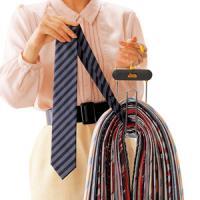 ニュータイハンガー ネクタイがサッと取り出せる!【便利なネクタイハンガー】 新生活 新社会人 卒業 入学 入社 祝い ギフト プレゼント お祝い ネクタイ掛け 敬老の日 父の日 ネクタイ 収納