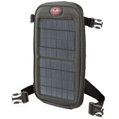 充電機能付きバッグなど、様々なUSB機器への充電が可能なソーラー充電グッズ【送料無料】Voltai...