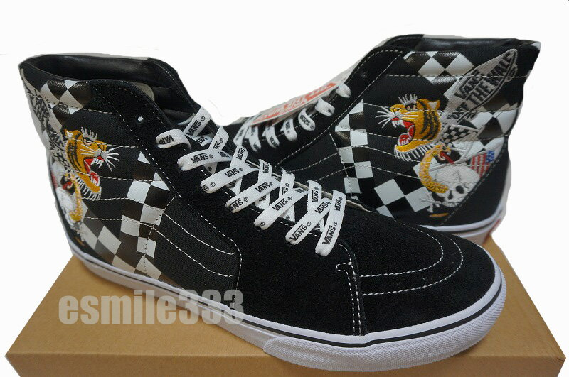 メンズ靴, スニーカー VANS SK8-HI EMBROIDERY PACK US1028cm Californiadep