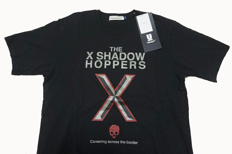 トップス, Tシャツ・カットソー 921924P224UNDERCOVERT X SHADOW HOPPERS 3L