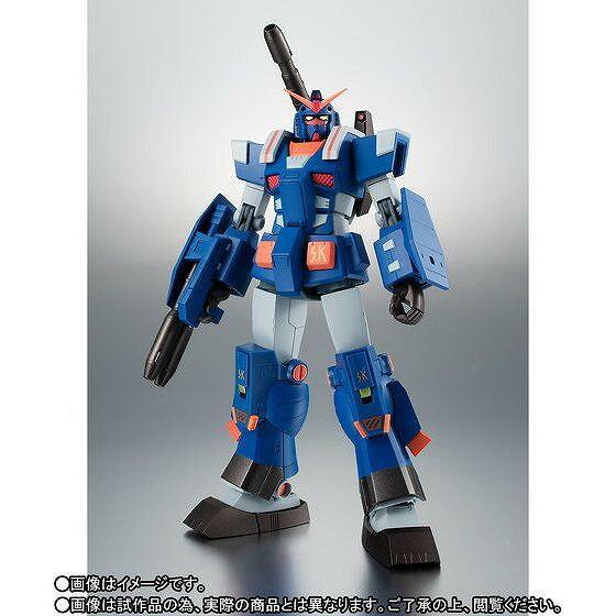コレクション, フィギュア ROBOT SIDE MS FA-78-1 II ver. A.N.I.M.E.