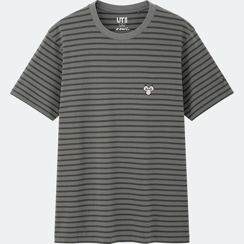 トップス, Tシャツ・カットソー 24KAWSxUNIQLO T(XL)x KAWS