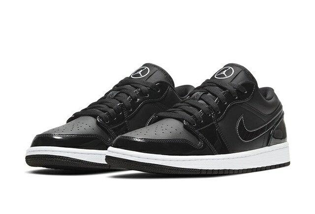メンズ靴, スニーカー  NIKE AIR JORDAN 1 LOW SE ASW All Star 2021 BLACK WHITE 1 ( DD1650-001 ) US9.527.5cm 1