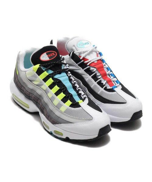 メンズ靴, スニーカー  NIKE AIR MAX 95 QS GREEDY 2.0 SPLIT STYLE US9.527.5cm CJ0589-001