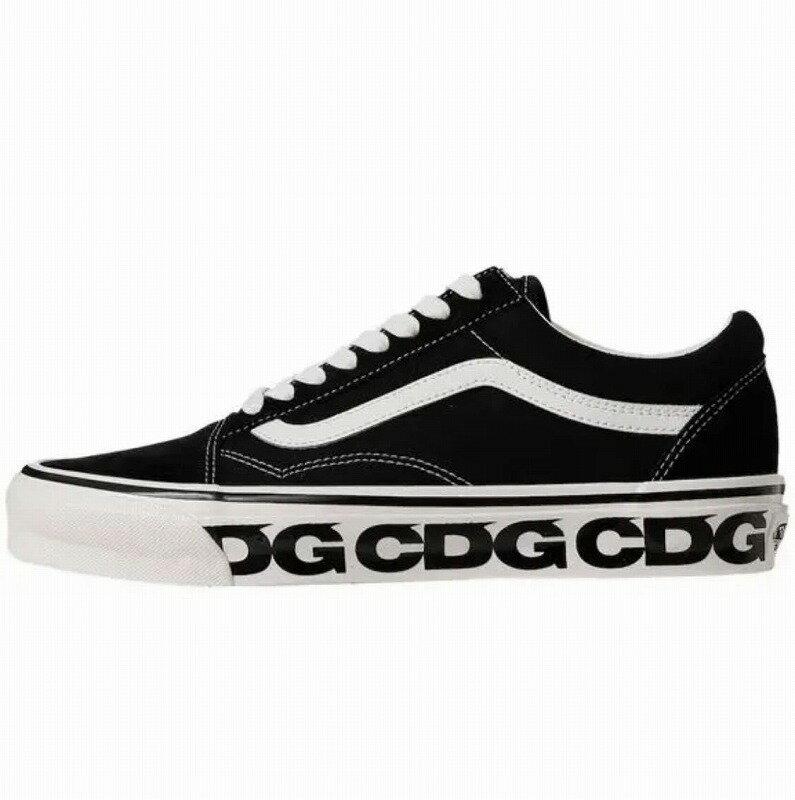 メンズ靴, スニーカー 2021 CDG VANS (Og OLD SkoolLX (US927cm