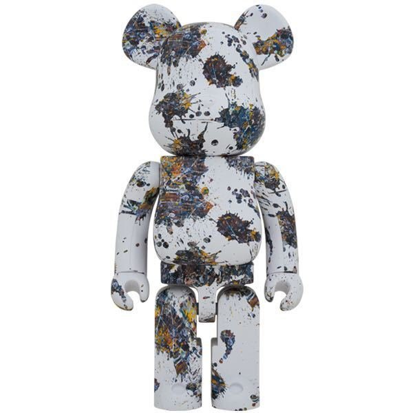 コレクション, フィギュア BERBRICK Jackson Pollock Studio(SPLASH) 1000Medicom Toy