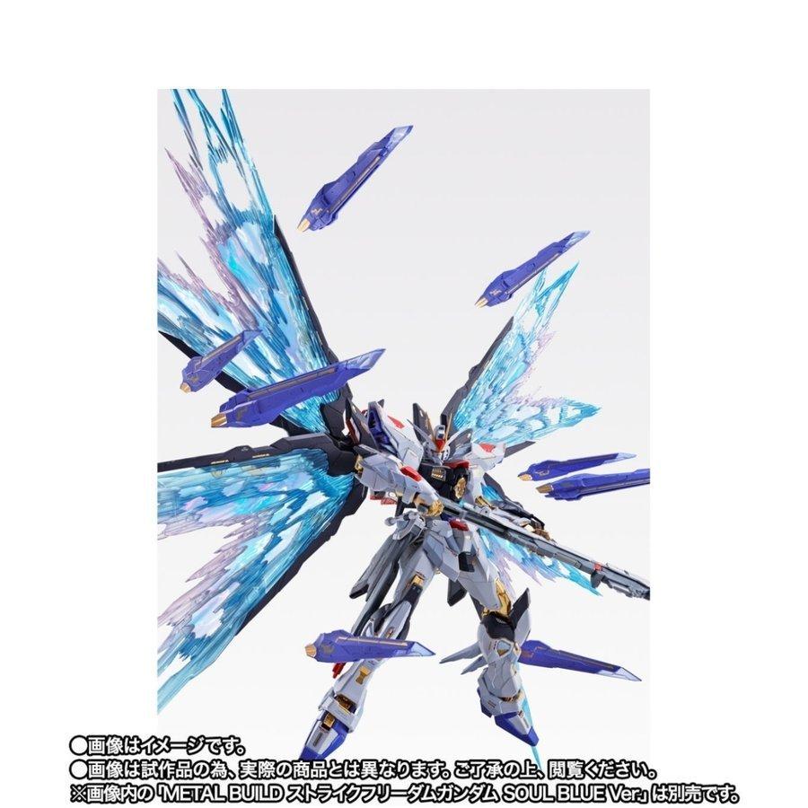コレクション, フィギュア METAL BUILD SOUL BLUE Ver.