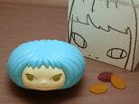 YoshitomoNara(奈良美智)GummiGirl(グミガール)青sran-chan/グミ入り