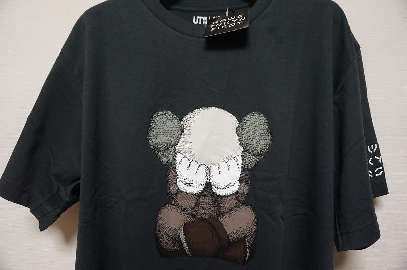 トップス, Tシャツ・カットソー 921924P224KAWSTOKYO FIRST KAWSxUNIQLO T4XL) (SEPARATED) x