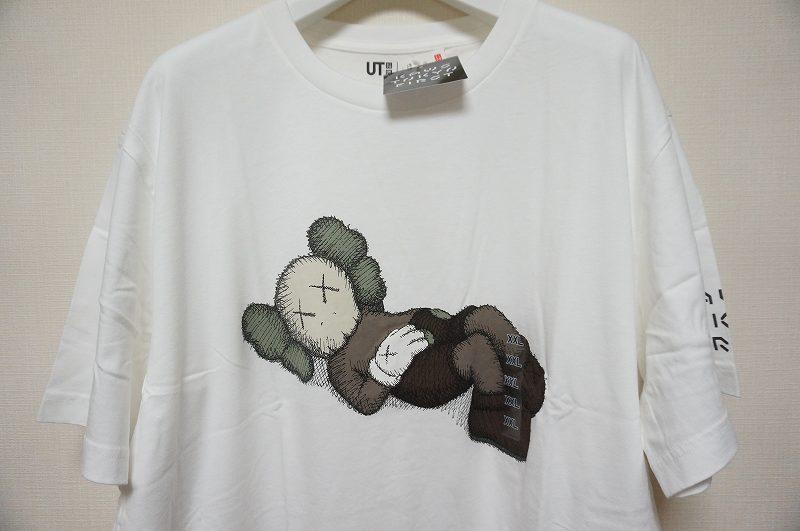 トップス, Tシャツ・カットソー 24KAWSTOKYO FIRST KAWSxUNIQLO TXXL2XL) x