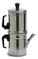 コーヒーメーカー/イタリア/ナポリ/エスプレッソ/カプチーノ/カフェラテ/イルサお湯が沸いたら...