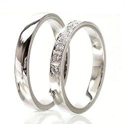 ペアリングダイヤモンド0.22ct10金K10ゴールドオリジナルリングセットリング指輪ペアアクセサリー結婚指輪ブライダルマリッジリング無垢人気【送料無料】【05P12Oct15】