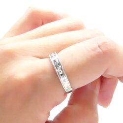 【送料無料】プラチナ900(PT900)地金リング指輪オリジナルリング無垢メンズレディース男女兼用