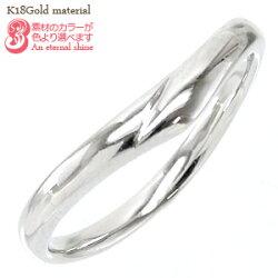 【送料無料】K18ゴールド地金リング18金結婚指輪マリッジリングブライダルジュエリー指輪オリジナルリング無垢