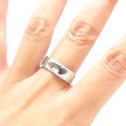 【送料無料】ミル打ち地金リングプラチナ900(PT900)≪L-6.0mm≫指輪オリジナルリング無垢結婚指輪メンズレディース男女兼用