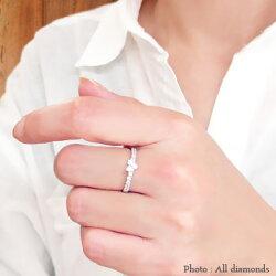 【送料無料】カラーストーンハートリング18金K18ゴールドダイヤモンド0.20ctペリドット8月誕生石指輪スリーストーントリロジーピンキーリングレディースジュエリー【_包装】【_名入れ】