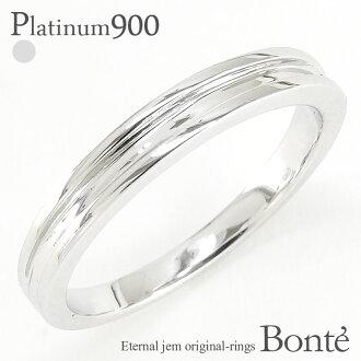 白金900環Pt900原始物人分歧D珠寶原料金屬環金屬環白色情人節禮物