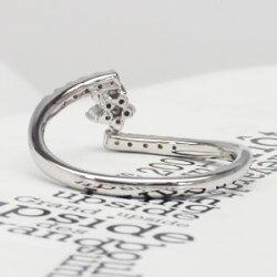 【送料無料】フラワーダイヤモンドリング【送料無料】ダイヤモンドリングプラチナ900(PT900)0.20ctフラワー花指輪レディース