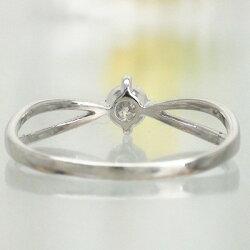 k18一粒ダイヤリングソリティアシンプルリングダイヤモンド0.20ct指輪18金ゴールドレディース【送料無料】【コンビニ受取対応商品】