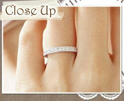 【送料無料】ダイヤモンドリング0.30ctプラチナ900(PT900)ハーフエタニティリング指輪人気レディース【05P12Oct15】