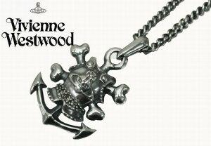 Vivienne Westwood≪ヴィヴィアン・ウエストウッド≫ネックレス / ARMOUR PENDANTガンメタリッ...