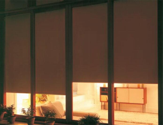 ★激安★ 遮光 日本製 ロールスクリーン オー...の紹介画像2