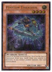 トレーディングカード・テレカ, トレーディングカードゲーム () 550011000 PHOTON THRASHER(A)()