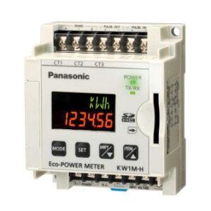 送料無料!1台で電力の計測とデータ蓄積に対応する「KW1M-Hエコパワーメータ(SDカード対応タイ...