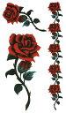 【450種】30枚セット タトゥーシール ワンポイント 花 文字 薔薇 カラー 白黒 ボディステッカー ファッションシール ボディーシール ボディーペイント かわいい おしゃれ 植物 動物 シンプル イベント 大人 子ども カラフル レインボ リアルタトゥーシール インスタ映え