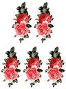 (ファンタジー) TheFantasy 【5枚セット】 タトゥーシール 薔薇 ymx293 【レギュラー】