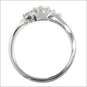 (0.4ct)(Eカラー)(VVS2)(VERY-GOOD)(婚約指輪、エンゲージリング、ダイヤモンド、リング、ネックレス)