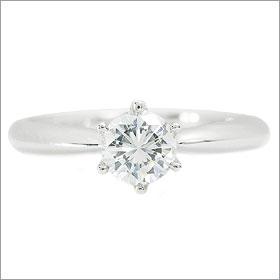 (0.4ct)(Eカラー)(VVS1)(EXCELLENT)(婚約指輪、エンゲージリング、ダイヤモンド、リング、ネックレス)