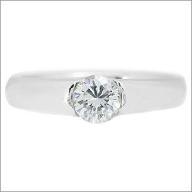 (0.4ct)(Dカラー)(VS2)(VERY-GOOD)(婚約指輪、エンゲージリング、ダイヤモンド、リング、ネックレス)
