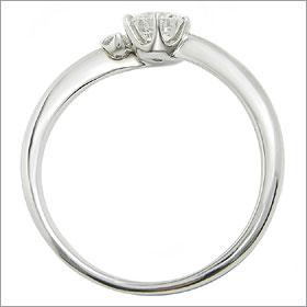 (0.5ct)(Dカラー)(VS1)(EXCELLENT)(H&C)(3EX)(婚約指輪、エンゲージリング、ダイヤモンド、リング、ネックレス)