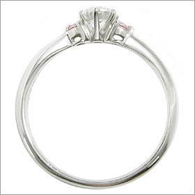 (0.2ct)(Eカラー)(VS1)(EXCELLENT)(H&C)(3EX)(婚約指輪、エンゲージリング、ダイヤモンド、リング、ネックレス)