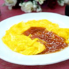 スクランブルエッグ オムライス 炒り卵 とろっとたまご洋風は湯煎調理の炒り卵♪スクランブルエ...