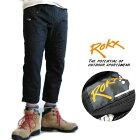 ROKX/ロックス【ライトトレッククロップス/LIGHTTREKCROPS】速乾ストレッチクロップドクライミングパンツRXMS6206BLACK/ブラック