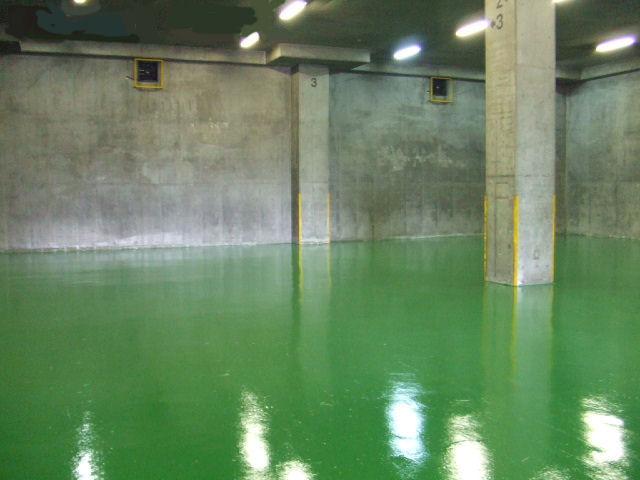 【楽天市場】コンクリート 防塵塗料 ウェアハウスコート 16kg (物流倉庫コンクリート床用浸透性エポキシ樹脂カラー