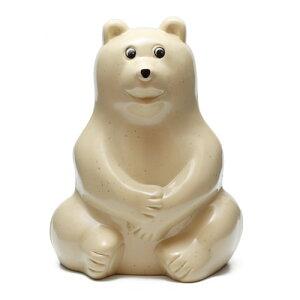 貯金箱/シロクマ/白くま/白熊/ベアー/小熊/動物/デザイン/北欧/ミッドセンチュリー/モダン/お洒...