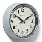RETRO WALL CLOCK CLASSIC GRAY (レトロ ウォール クロック クラシックグレー) S426-207SCGY 【ポイント3倍】 【AS】