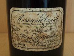 ★世界一高いワイン★1945年ロマネコンティの3リットルボトル[1945]DRCロマネコンティ…