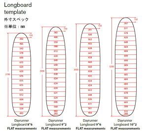 FCSボードケースDAYRUNNERLONGBOARD【デイランナーロングボード用】9.6