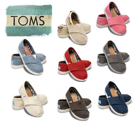 レディース靴, スリッポン  Toms (Toms ) Toms shoes Kids (Tiny) Canvas8 RCP