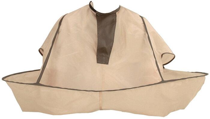 【送料無料】ジャンボ散髪マント袖付きで新しい形です!